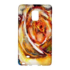 Abstract Rose Galaxy Note Edge