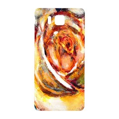 Abstract Rose Samsung Galaxy Alpha Hardshell Back Case