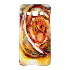 Abstract Rose Samsung Galaxy A5 Hardshell Case