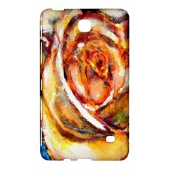 Abstract Rose Samsung Galaxy Tab 4 (8 ) Hardshell Case