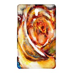Abstract Rose Samsung Galaxy Tab S (8.4 ) Hardshell Case