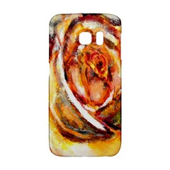 Abstract Rose Galaxy S6 Edge