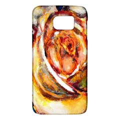Abstract Rose Galaxy S6