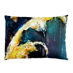 Abstract Space Nebula Pillow Cases
