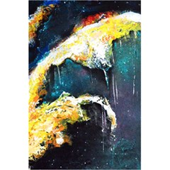Abstract Space Nebula 5 5  X 8 5  Notebooks