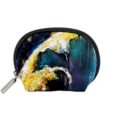 Abstract Space Nebula Accessory Pouches (small)