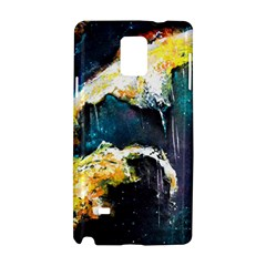 Abstract Space Nebula Samsung Galaxy Note 4 Hardshell Case