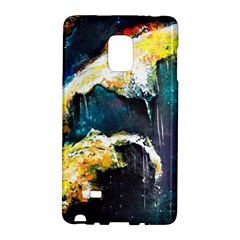 Abstract Space Nebula Galaxy Note Edge