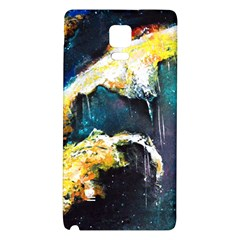 Abstract Space Nebula Galaxy Note 4 Back Case