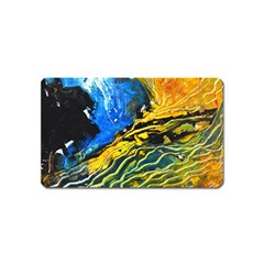Landlines Magnet (name Card)