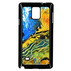 Landlines Samsung Galaxy Note 4 Case (Black)