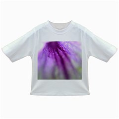Purple Flower Pedal Infant/Toddler T-Shirts