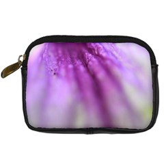 Purple Flower Pedal Digital Camera Cases