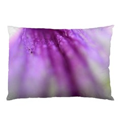 Purple Flower Pedal Pillow Cases (Two Sides)
