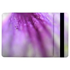 Purple Flower Pedal Ipad Air 2 Flip