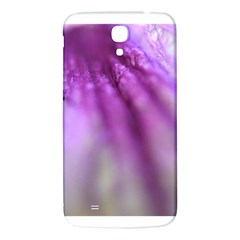 Purple Flower Pedal Samsung Galaxy Mega I9200 Hardshell Back Case