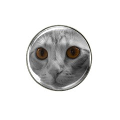 Funny Cat Hat Clip Ball Marker (10 Pack)