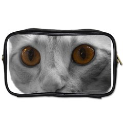 Funny Cat Toiletries Bags 2 Side