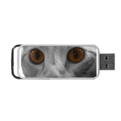 Funny Cat Portable Usb Flash (two Sides)