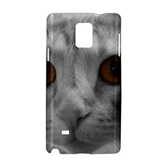 Funny Cat Samsung Galaxy Note 4 Hardshell Case