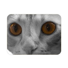 Funny Cat Double Sided Flano Blanket (mini)