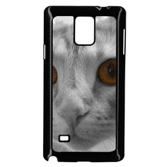 Funny Cat Samsung Galaxy Note 4 Case (black)