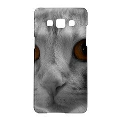 Funny Cat Samsung Galaxy A5 Hardshell Case