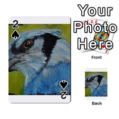 Blue Jay Playing Cards 54 Designs