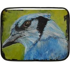 Blue Jay Fleece Blanket (Mini)