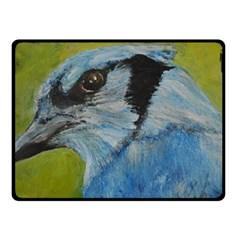 Blue Jay Fleece Blanket (Small)