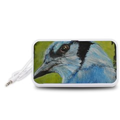 Blue Jay Portable Speaker (White)