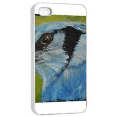Blue Jay Apple iPhone 4/4s Seamless Case (White)