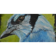 Blue Jay YOU ARE INVITED 3D Greeting Card (8x4)