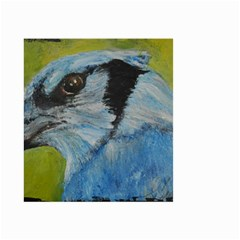 Blue Jay Small Garden Flag (Two Sides)