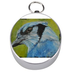 Blue Jay Silver Compasses