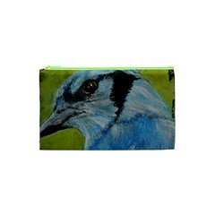 Blue Jay Cosmetic Bag (XS)