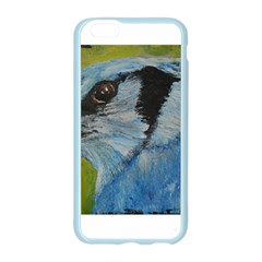 Blue Jay Apple Seamless iPhone 6 Case (Color)