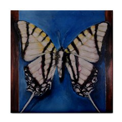 Butterfly Tile Coasters