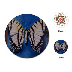 Butterfly Playing Cards (Round)