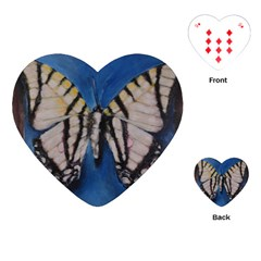 Butterfly Playing Cards (Heart)