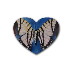 Butterfly Heart Coaster (4 Pack)
