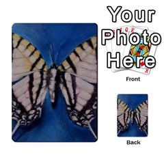 Butterfly Multi-purpose Cards (Rectangle)
