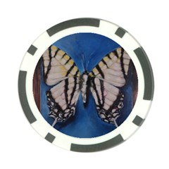 Butterfly Poker Chip Card Guards (10 Pack)