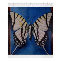 Butterfly Shower Curtain 60  x 72  (Medium)