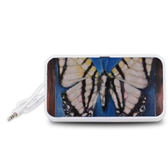 Butterfly Portable Speaker (White)