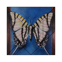 Butterfly Acrylic Tangram Puzzle (6  x 6 )