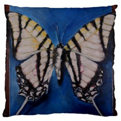Butterfly Large Cushion Cases (one Side)