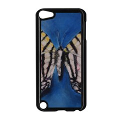 Butterfly Apple Ipod Touch 5 Case (black)