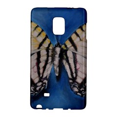 Butterfly Galaxy Note Edge