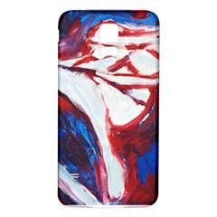 Sensual Samsung Galaxy S5 Back Case (White)